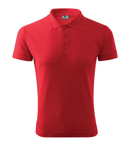 Koszulki Polo A 203 PIQUE POLO 200 - 203_07_A - Kolor: Czerwony