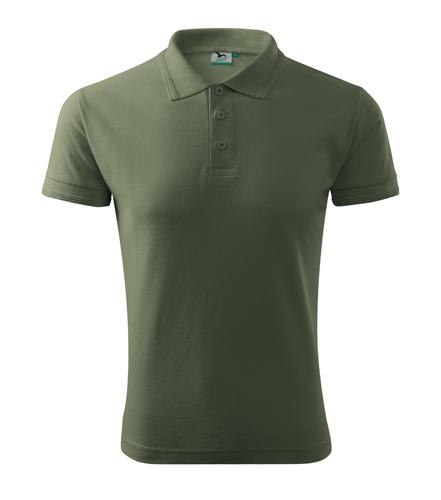 Koszulki Polo A 203 PIQUE POLO 200 - 203_09_A - Kolor: Khaki