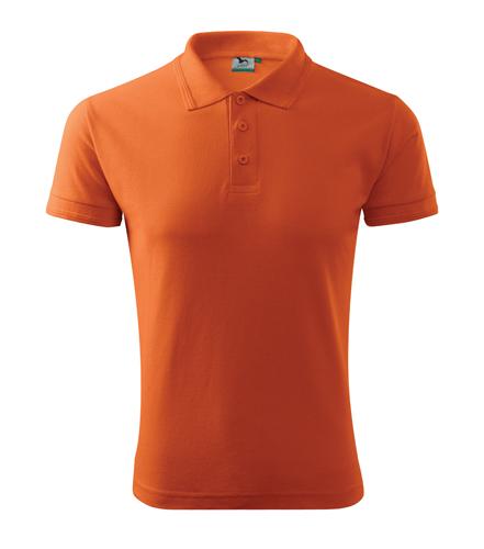 Koszulki Polo A 203 PIQUE POLO 200 - 203_11_A - Kolor: Pomarańczowy
