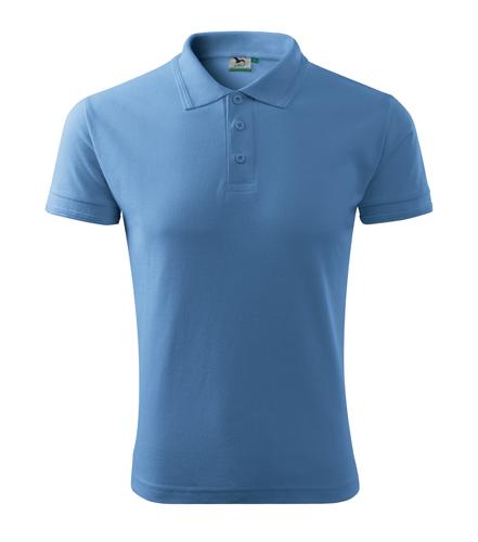 Koszulki Polo A 203 PIQUE POLO 200 - 203_15_A - Kolor: Błękitny