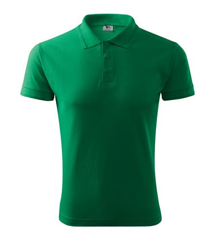 Koszulki Polo A 203 PIQUE POLO 200 - 203_16_A - Kolor: Zieleń trawy