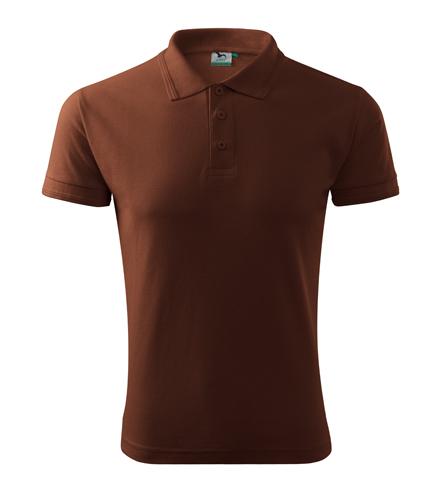 Koszulki Polo A 203 PIQUE POLO 200 - 203_38_A - Kolor: Czekoladowy