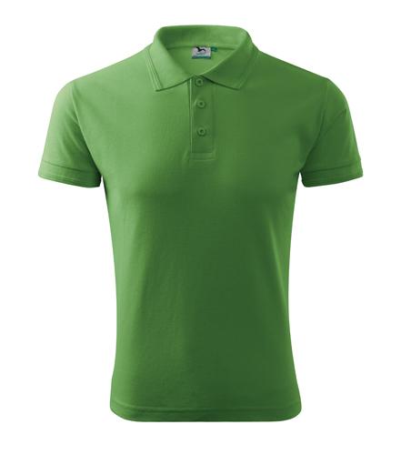 Koszulki Polo A 203 PIQUE POLO 200 - 203_39_A - Kolor: Groszkowy