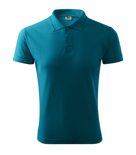 Koszulki Polo A 203 PIQUE POLO 200 - 203_59_A - Kolor: Ciemny turkus