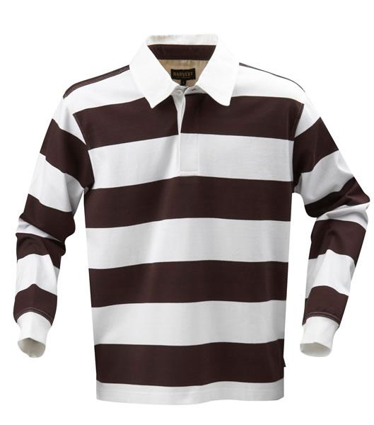 Bluza H 2132012 LAKEPORT - lakeport_brown_white_801_H - Kolor: Brone / White