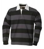 Bluza H 2132012 LAKEPORT - lakeport_black_grey_910_H Black / Grey