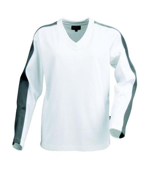 Bluza H 2122012 AKRON - akron_anthracite_white_904_H - Kolor: Anthracite / White