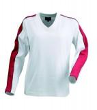 Bluza H 2122012 AKRON - akron_red_white_400_H Red / White
