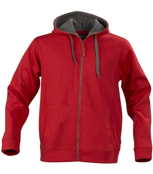 Bluza H 2111023 PRESCOTT  - prescott_red_400_H - Kolor: Red