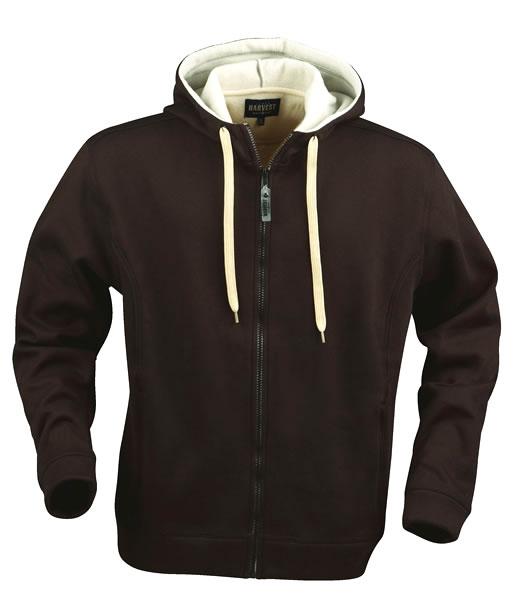 Bluza H 2111023 PRESCOTT  - prescott_brown_801_H - Kolor: Brown