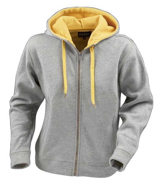 Bluza Ladies H 2121018 MOLINE - moline_grey_melange_131_H - Kolor: Grey melange