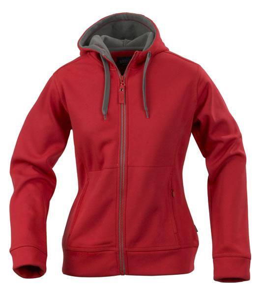 Bluza Ladies H 2121018 MOLINE - moline_red_400_H - Kolor: Red