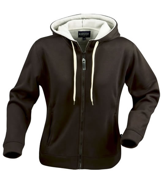Bluza Ladies H 2121018 MOLINE - moline_brown_801_H - Kolor: Brown