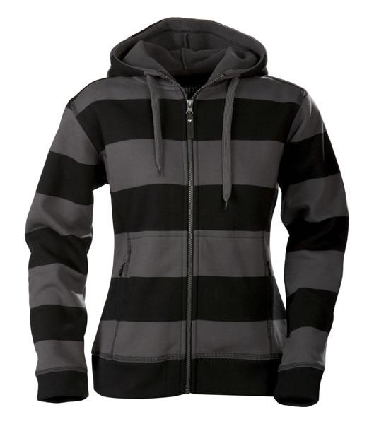 Bluza Ladies H 2121018 MOLINE - moline_anthracite_black_910_H - Kolor: Anthracite / Black