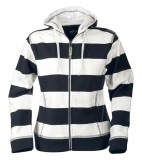 Bluza Ladies H 2121018 MOLINE - moline_white_navy_115_H White / Navy