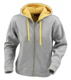 Bluza Ladies H 2121018 MOLINE - moline_grey_melange_131_H Grey melange
