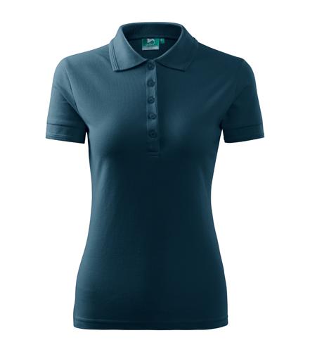 Koszulki Polo Ladies A 210 PIQUE POLO 200 - 210_02_A - Kolor: Granatowy