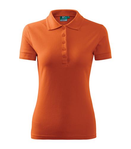 Koszulki Polo Ladies A 210 PIQUE POLO 200 - 210_11_A - Kolor: Pomarańczowy