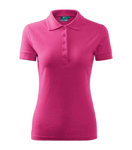 Koszulki Polo Ladies A 210 PIQUE POLO 200 - 210_40_A - Kolor: Czerwień purpurowa