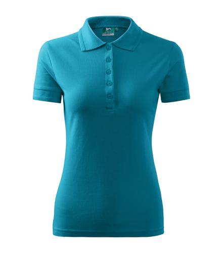 Koszulki Polo Ladies A 210 PIQUE POLO 200 - 210_59_A - Kolor: Ciemny turkus