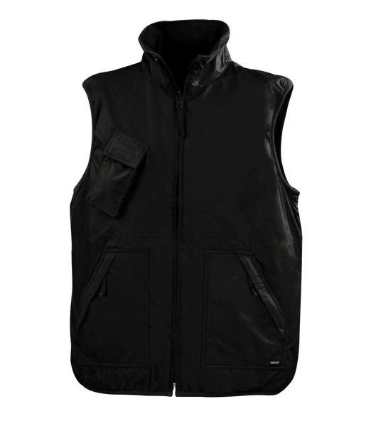 Kamizelka polarowa H 2131025 WARREN - warren_black_900_H - Kolor: Black