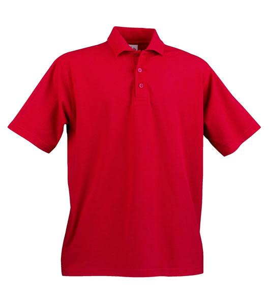 Koszulki Polo P 2065006 Surf - surf_red_400_P - Kolor: Red
