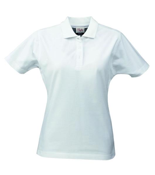 Koszulki Polo Ladies P 2065009 Surf  - surf_l_white_100_P - Kolor: White