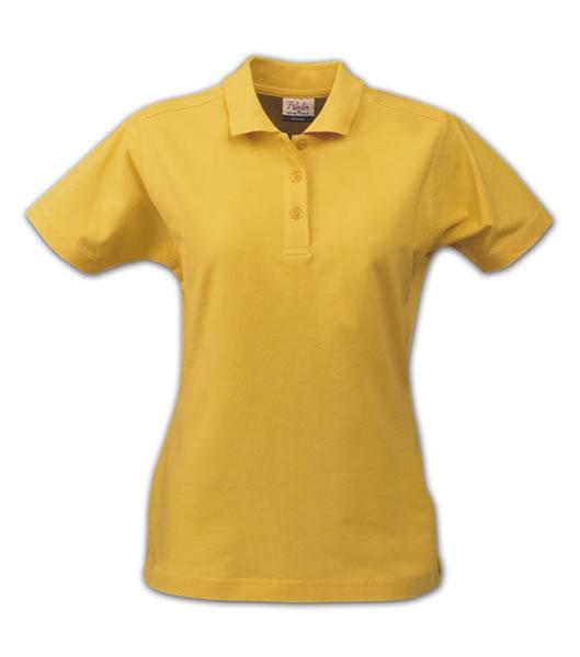 Koszulki Polo Ladies P 2065009 Surf  - surf_l_honey_119_P - Kolor: Honey