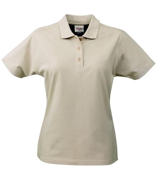 Koszulki Polo Ladies P 2065009 Surf  - surf_l_sand_173_P - Kolor: Sand
