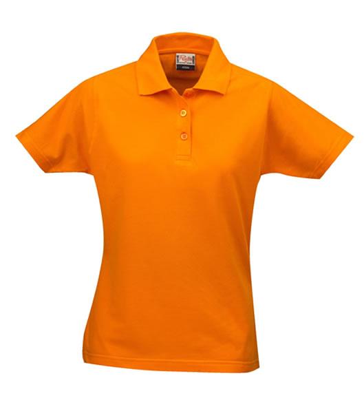 Koszulki Polo Ladies P 2065009 Surf  - surf_l_bright_orange_305_P - Kolor: Bright orange