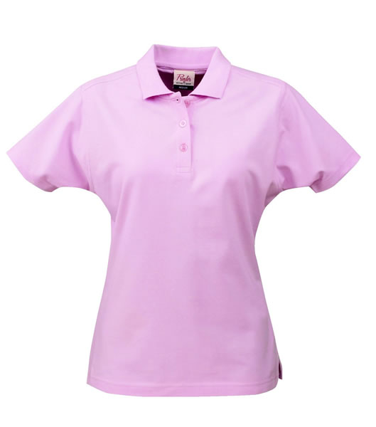 Koszulki Polo Ladies P 2065009 Surf  - surf_l_light_pink_475_P - Kolor: Light pink