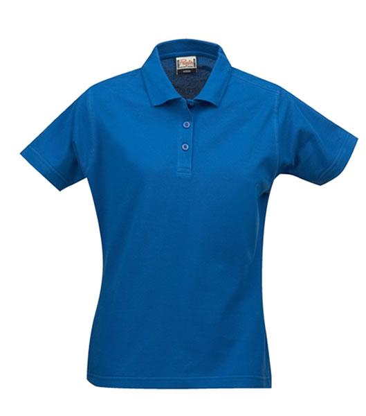 Koszulki Polo Ladies P 2065009 Surf  - surf_l_petrol_523_P - Kolor: Petrol