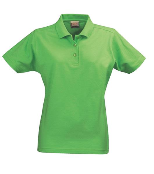 Koszulki Polo Ladies P 2065009 Surf  - surf_l_lime_730_P - Kolor: Lime