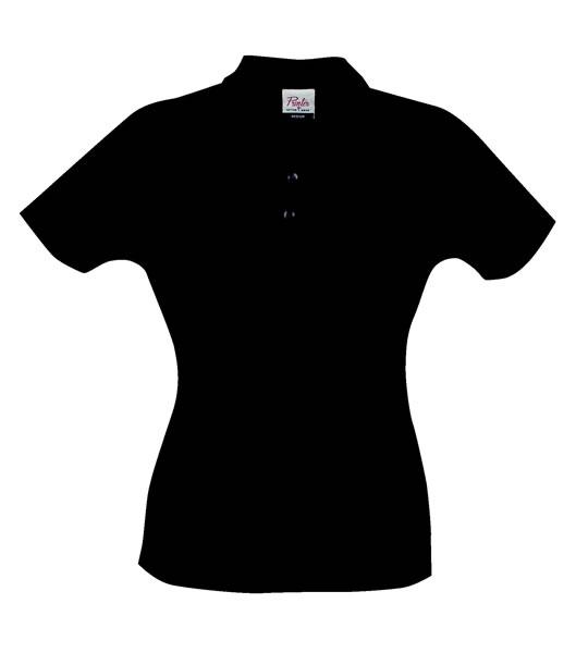 Koszulki Polo Ladies P 2065009 Surf  - surf_l_black_900_P - Kolor: Black