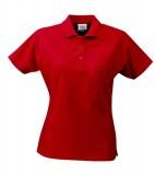 Koszulki Polo Ladies P 2065009 Surf  - surf_l_red_400_P Red