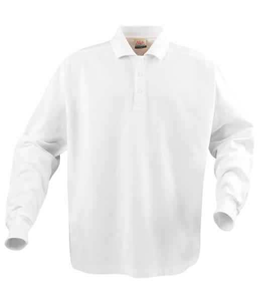 Koszulki Polo P 2065010 Surf Long Sleeve - surf_long_white_100_P - Kolor: White
