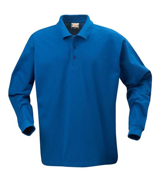 Koszulki Polo P 2065010 Surf Long Sleeve - surf_long_petrol_523_P - Kolor: Petrol