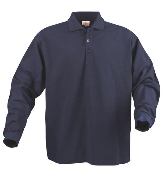 Koszulki Polo P 2065010 Surf Long Sleeve - surf_long_navy_600_P - Kolor: Navy