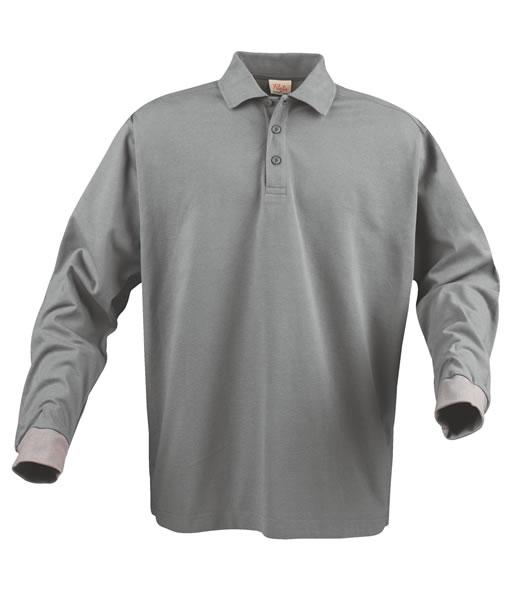 Koszulki Polo P 2065010 Surf Long Sleeve - surf_long_grey_916_P - Kolor: Grey