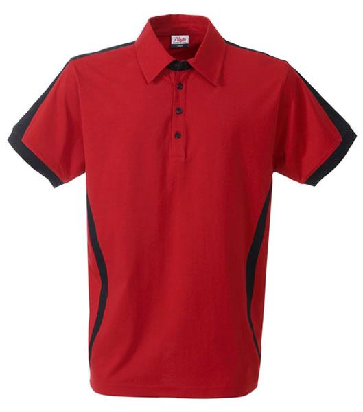 Koszulki Polo P 2265015 Parkour - parkour_red_400_P - Kolor: Red