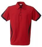 Koszulki Polo P 2265015 Parkour - parkour_red_400_P Red