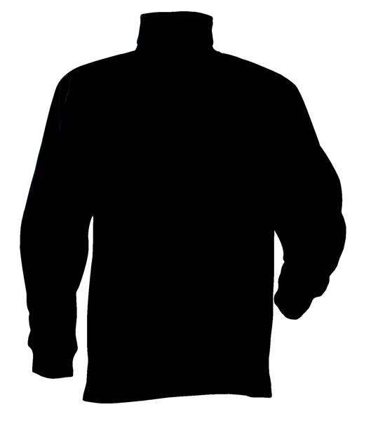 Koszulka z golfem P 2064005 Rollerneck - rollerneck_black_900_P - Kolor: Black
