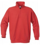 Bluza ze stójką P 2262034 Roundres - rounders_red_400_P Red