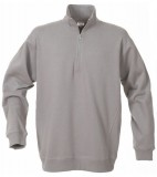 Bluza ze stójką P 2262034 Roundres - rounders_solid_grey_916_P Solid grey