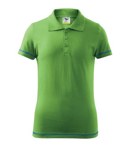 Koszulki Polo Kid A 205 JUNIOR - 205_39_A - Kolor: Groszkowy
