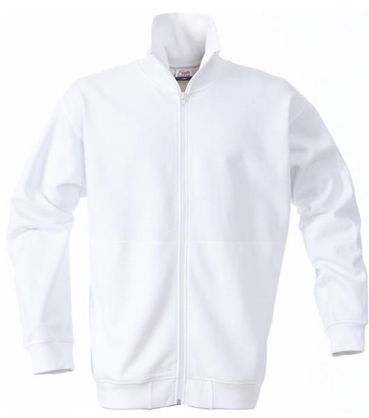 Bluza ze stójką P 2262035 Javelin  - javelin_white_100_P - Kolor: White