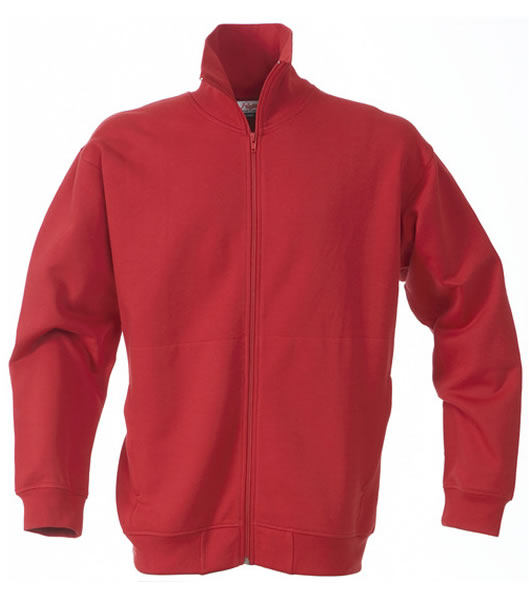 Bluza ze stójką P 2262035 Javelin  - javelin_red_400_P - Kolor: Red