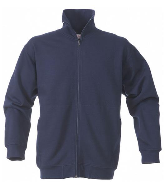 Bluza ze stójką P 2262035 Javelin  - javelin_navy_600_P - Kolor: Navy