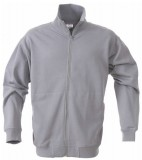 Bluza ze stójką P 2262035 Javelin  - javelin_solid_grey_916_P Solid grey