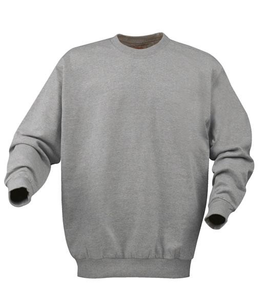 Bluza dresowa P 2062031 Softball - softball_grey_melange_120_P - Kolor: Grey melange